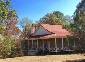PRICE REDUCED! Hunting Plantation with lodge Crawford County, GA