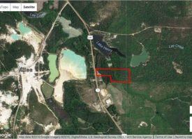 17.79 ACRE HUNTING RETREAT WITH HOMESITE