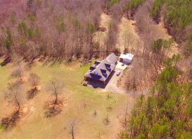 Custom home with many amenities on 31.45 acres