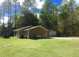 Home and Land For Sale in Telfair County PRICE REDUCED!