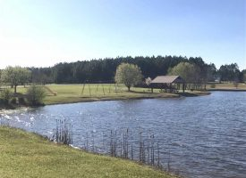 Gorgeous lakefront home in Cochran, Bleckley County, GA