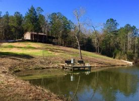 Sportsman's Playground and Family Retreat in Macon County, GA