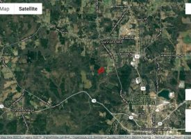 Beautiful rural home site just outside Thomaston, Upson Co., GA