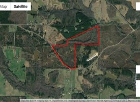Great residential recreational potential Yatesville, Upson Co., GA